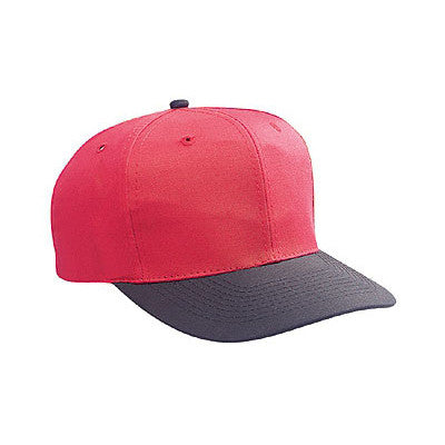 SIX PANEL COTTON TWILL PRO CAP