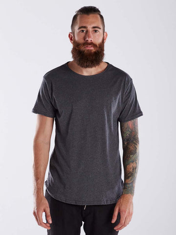 MEN'S SHORT SLEEVE RECYCLED CREW