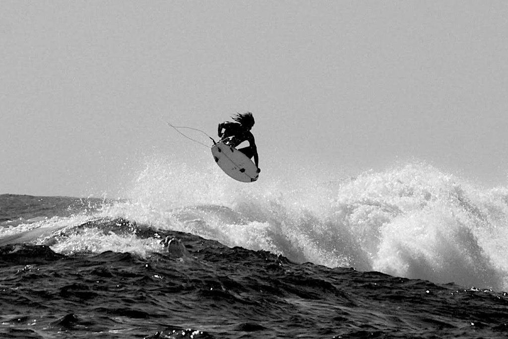 reiss laurenson slob grab for necro surf
