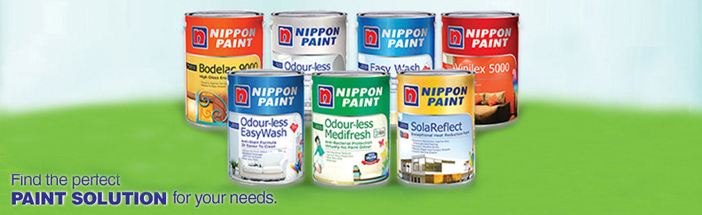 Nippon Paint Promotion By Domaco