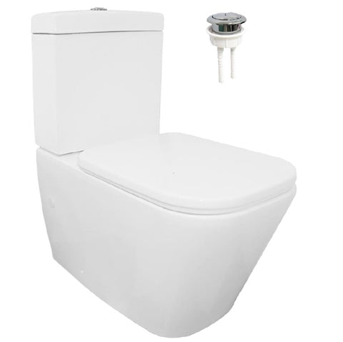 Velin 2-Piece Toilet Bowl 1288 (36800)<br>*Contact us for best price - Domaco