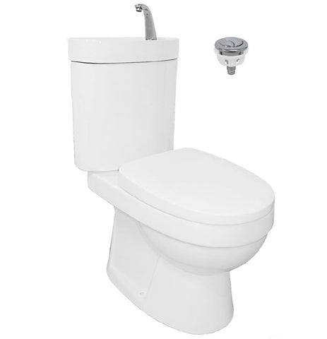 Velin 2-Piece Eco Toilet Bowl 139E (33800)<br>*Contact us for best price - Domaco