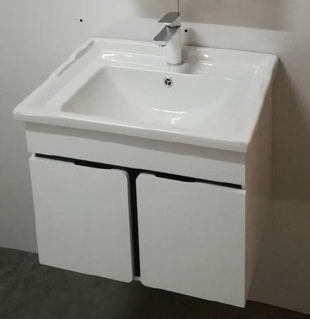 MAYFAIR 1660 PVC BASIN CABINET (28800)<br>*Contact us for best price - Domaco