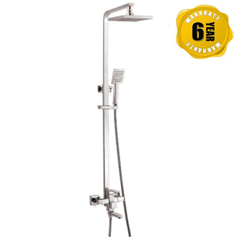 NTL Rain Shower Mixer 5007 (50800)<br>*Contact us for best price - Domaco