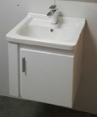 MAYFAIR 621 PVC BASIN CABINET (28800)<br>*Contact us for best price - Domaco