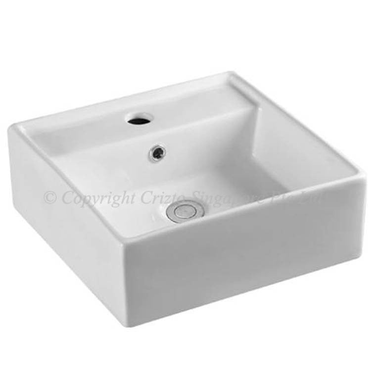Crizto Artistic Basin 8063 (7800) *Contact us for best price - Domaco