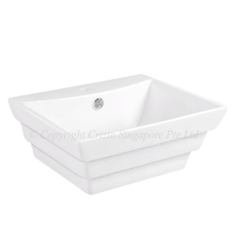Crizto Artistic Basin 8077 (8800) *Contact us for best price - Domaco