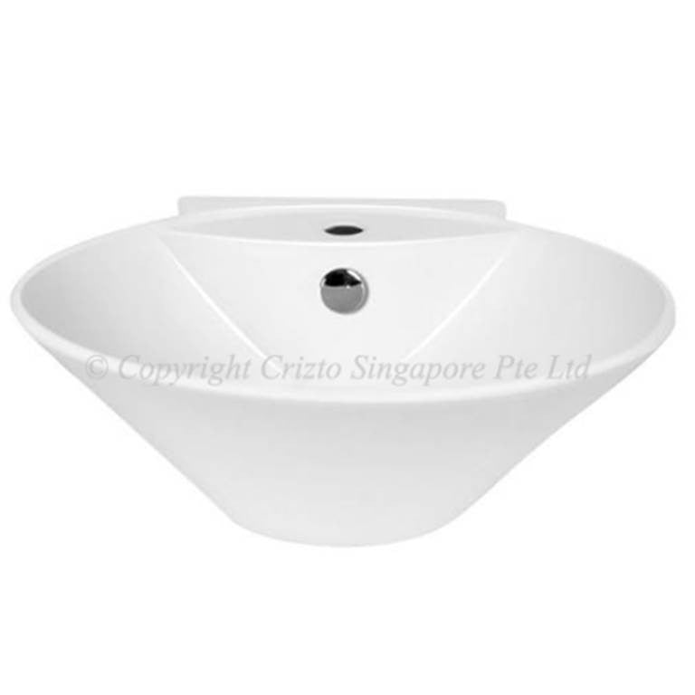 Crizto Artistic Basin 8079 (7800) *Contact us for best price - Domaco