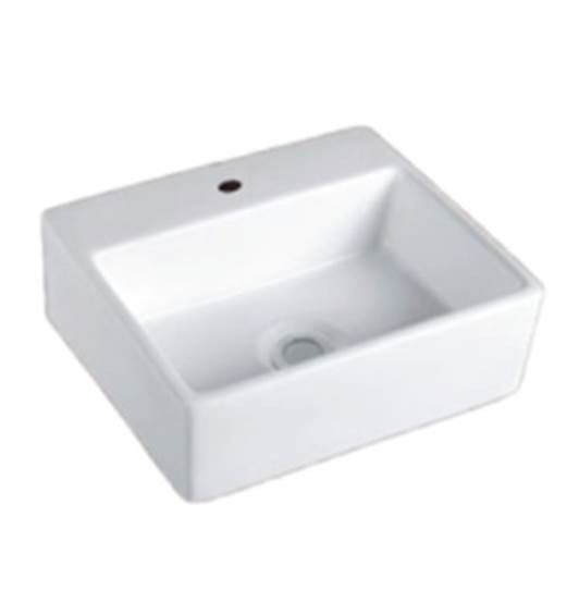 Baron Designer Basin A030 - TOP Mount/ Wall Hung - Domaco