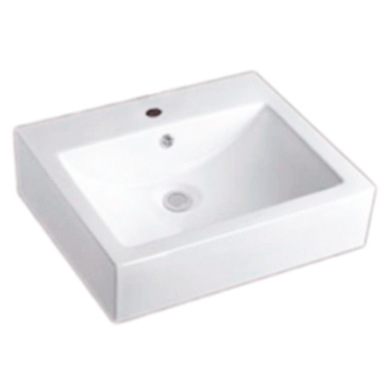 Baron Designer Basin A031 - TOP Mount/ Wall Hung - Domaco