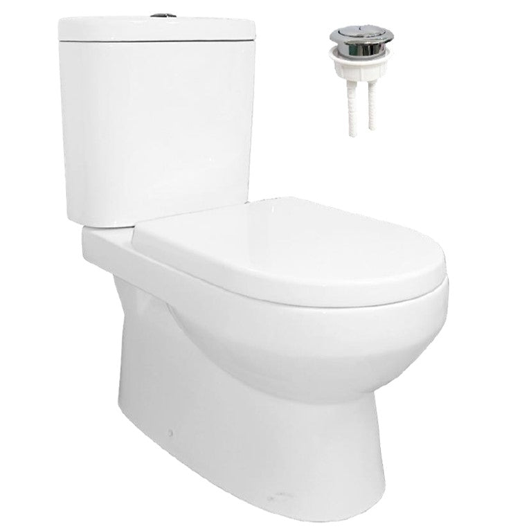 Velin 2-Piece Toilet Bowl A138 (18800)<br>*Contact us for best price - Domaco
