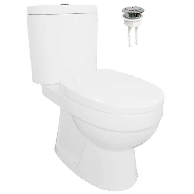 Velin 2-Piece Toilet Bowl A139 (14800)<br>*Contact us for best price - Domaco