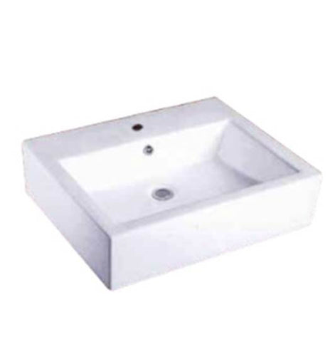 Baron Designer Basin 2022 - TOP Mount/ Wall Hung - Domaco