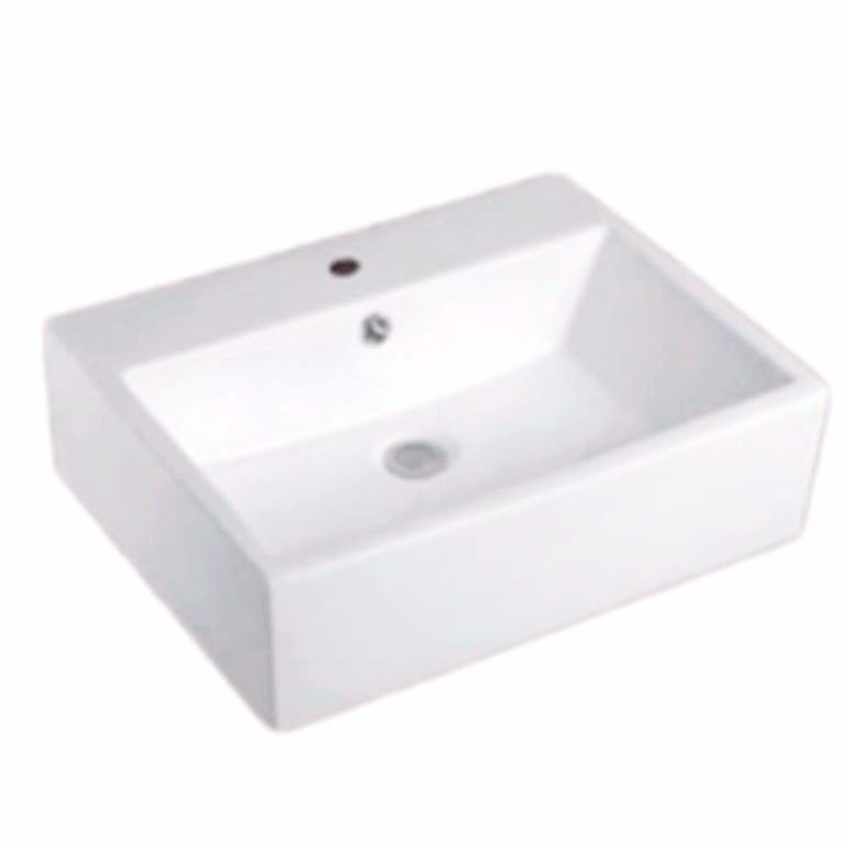 Baron Designer Basin A060 - TOP Mount/ Wall Hung - Domaco
