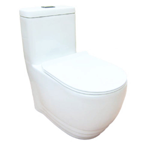 Baron W368A 1-Piece Toilet Bowl (Geberit Flushing System) (30900)<br>*Contact us for best price - Domaco