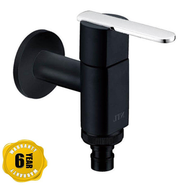 NTL Bib Tap 2021B-C or 2021W-C (Black or White) (2980)<br>*Contact us for best price - Domaco
