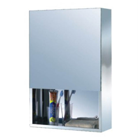 NTL Stainless Steel Mirror Cabinet C11601 (11800)<br>*Contact us for best price - Domaco