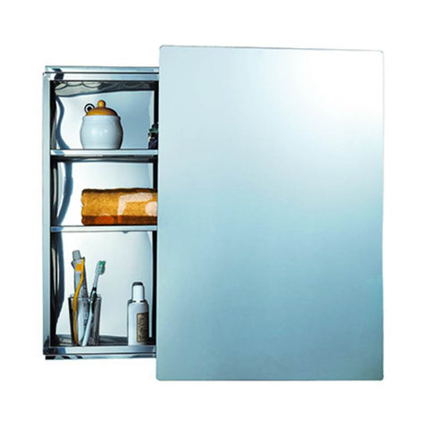 NTL Stainless Steel Mirror Cabinet C11602 (11800)<br>*Contact us for best price - Domaco