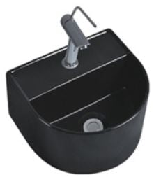 ARINO CB-3014-BK WALL HUNG / COUNTER TOP BASIN (10800) *Contact us for best price - Domaco