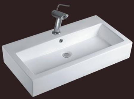 ARINO CB-4128A-WT WALL HUNG / COUNTER TOP BASIN (18800) *Contact us for best price - Domaco