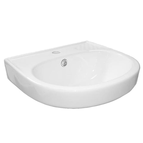 Velin Basin CB239 - Wall Hung Basin - Domaco