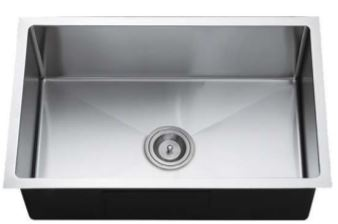 CRIZTO CKS Handmade 2MM Stainless Steel Sink *Contact us for best price - Domaco
