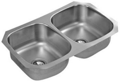Elkay CS-110 Undermount Stainless Steel Kitchen Sink - Domaco
