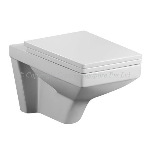 Crizto Cwc Wh209 Wtp Nephrite Wall Hung Wc For Concealed Tank Domaco