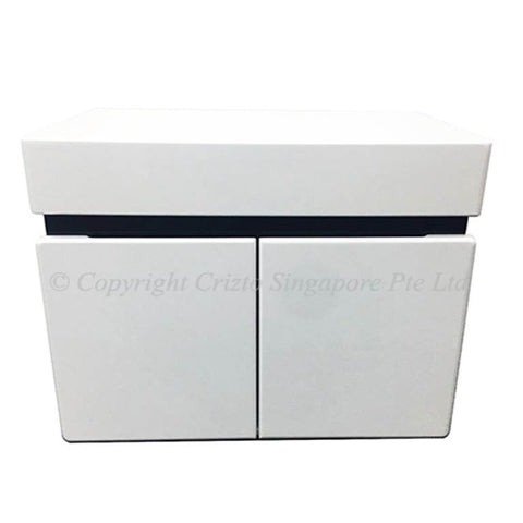 Crizto Basin Cabinet CBC-80476-WT (20880) *Contact us for best price - Domaco