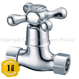 Crizto Stop Valve CTC-11209-C (2180)<br>*Contact us for best price - Domaco