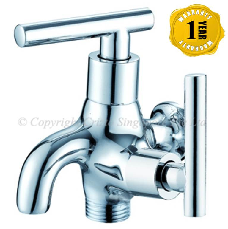 Crizto Two Way Tap CTC-11508-C (3880)<br>*Contact us for best price - Domaco