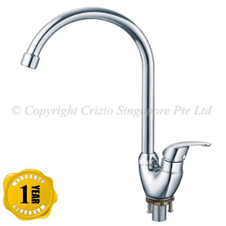 Crizto Kitchen Tap CTC-21104-C (3880)<br>*Contact us for best price - Domaco