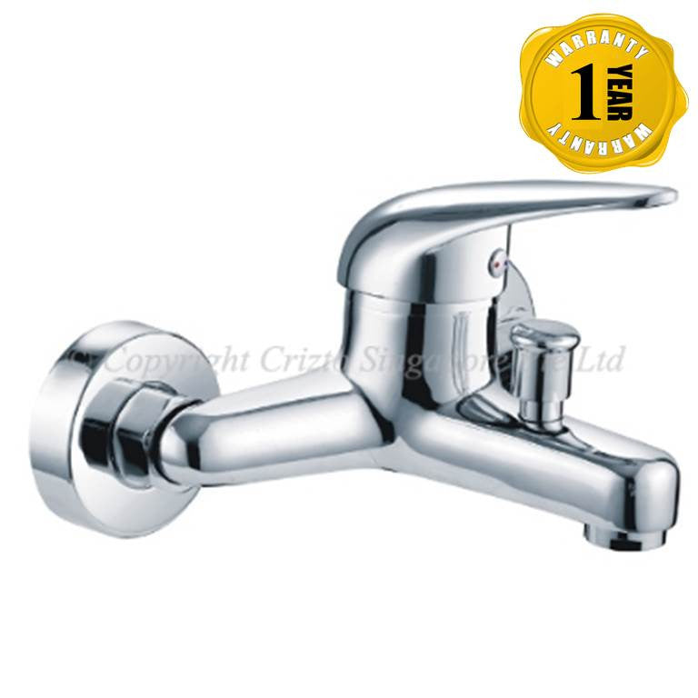 Crizto Shower Mixer Tap CTC-54308-C (6880)<br>*Contact us for best price - Domaco