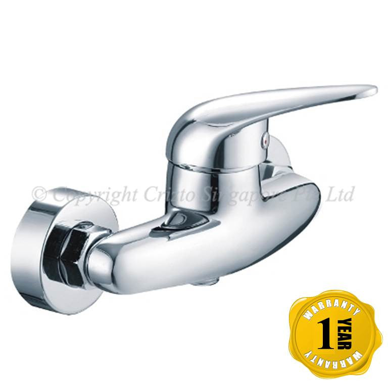 Crizto Shower Mixer Tap CTC-54309-C (5880)<br>*Contact us for best price - Domaco