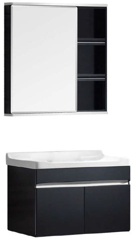 Crizto CBC-80477 Mirror & PVC Bathroom Cabinet (51800) *Contact us for best price - Domaco