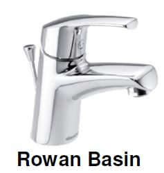 Damixa Rowan -Basin Mixer Tap (12800) MADE IN DENMARK <br>*Contact us for best price - Domaco