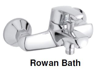 Damixa Rowan -Bath & Shower Mixer Tap (17800) MADE IN DENMARK <br>*Contact us for best price - Domaco