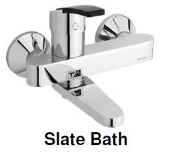 Damixa Slate -Bath & Shower Mixer Tap (39800) MADE IN DENMARK <br>*Contact us for best price - Domaco