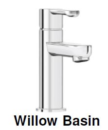 Damixa Willow -Basin Mixer Tap (20800) MADE IN DENMARK <br>*Contact us for best price - Domaco