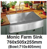 Monic FARM Kitchen Sink - Domaco