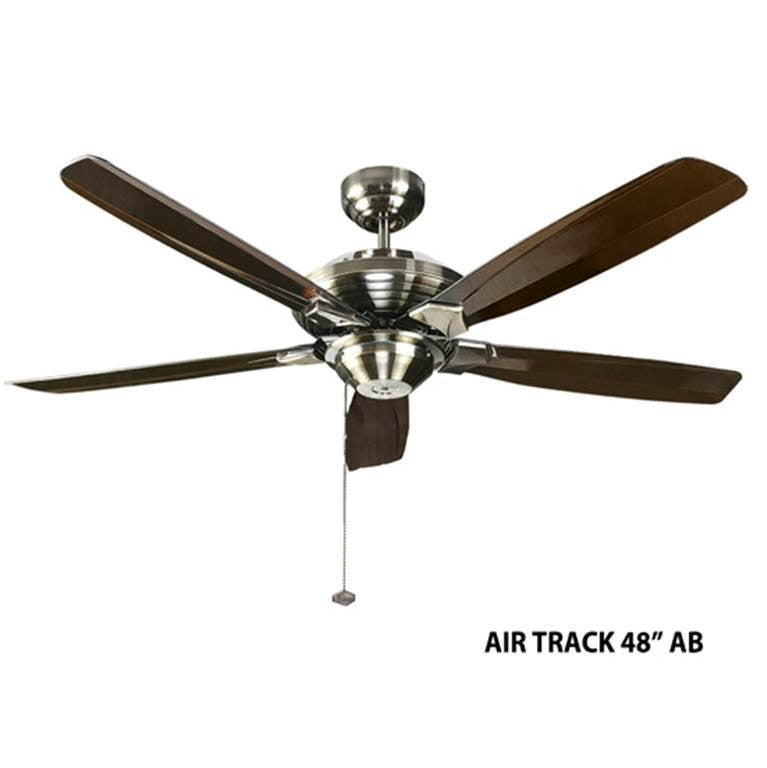 "Fanco Air Track 48"" Ceiling Fan - Domaco"