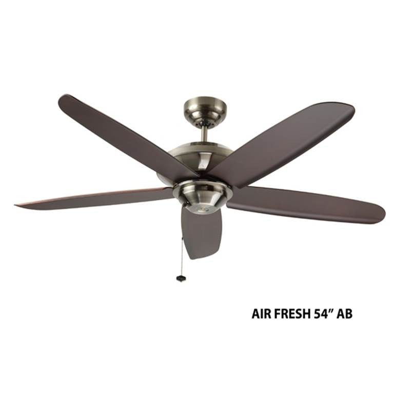 "Fanco Air Fresh 54"" Ceiling Fan - Domaco"