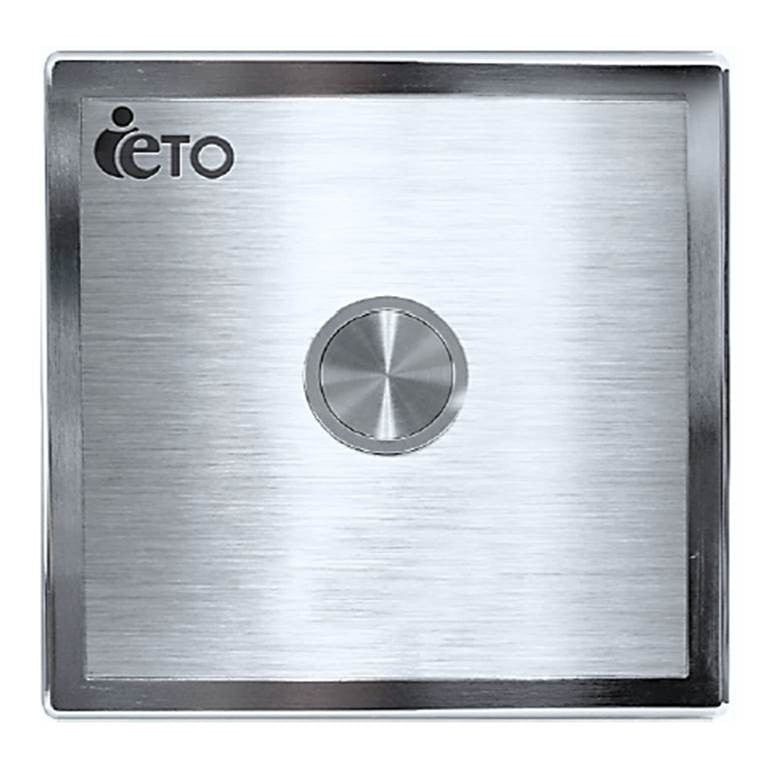 Ieto Toilet Bowl Manual Flush Valve (Hydraulic) 101-H <br> *Free Installation (T&C) - Domaco