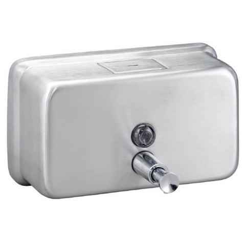 Wall Mounted Manual Soap Dispenser SDSS01H (3780) *Contact us for best price - Domaco