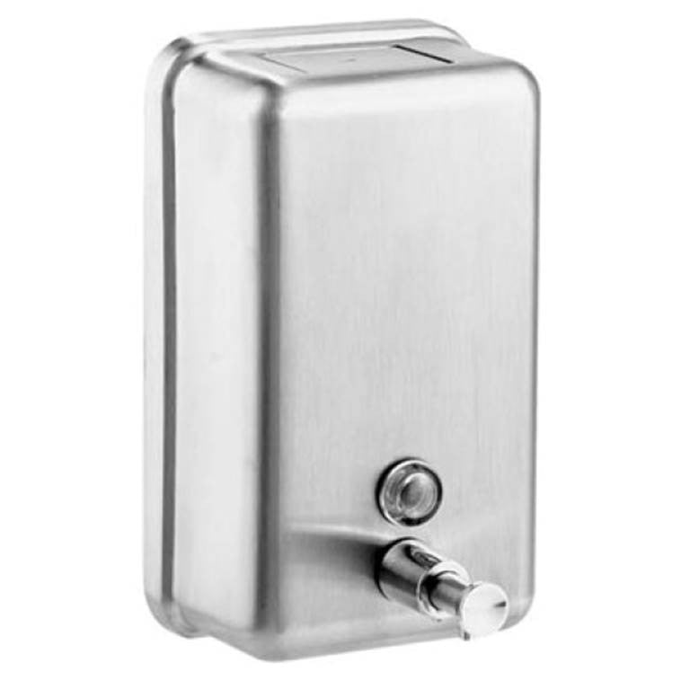 Ieto Wall Mounted Manual Soap Dispenser SDSS01 - Domaco