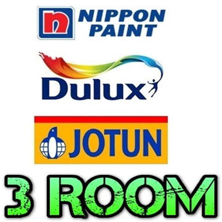 3 Room Supreme Painting Service - Domaco