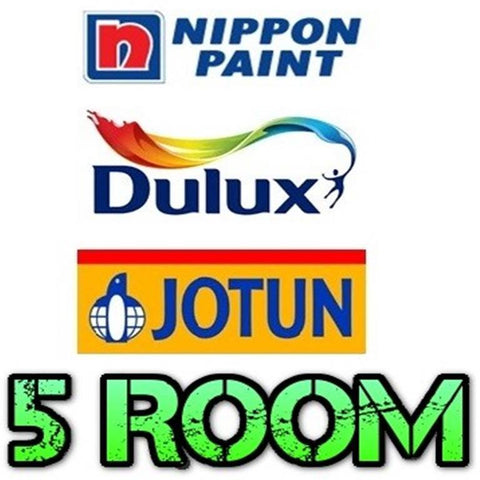 5 Room Supreme Painting Service - Domaco