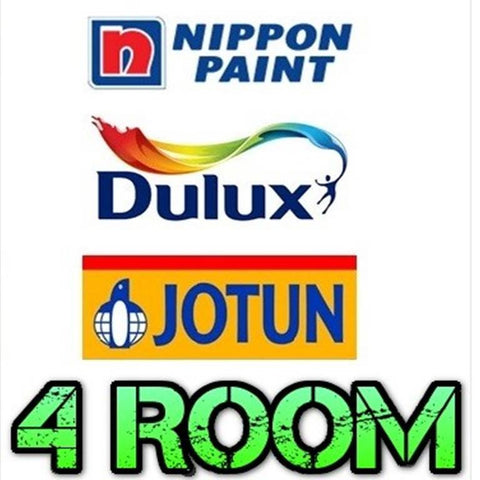 4 Room Supreme Painting Service - Domaco