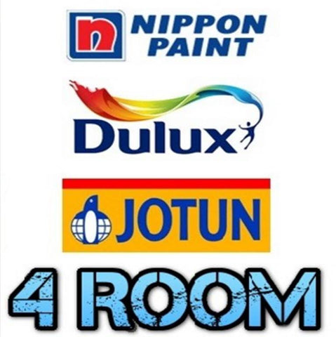 4 Room Economic Painting Service - Domaco