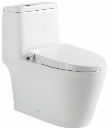 Magnum 918S & 918S Bidet With True Tornado Flushing 1-Piece Toilet Bowl (Geberit Flushing System) - Domaco